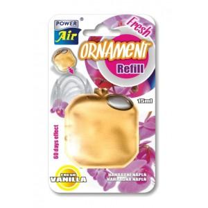 Náhradní nápň ORNAMENT REFILL - Vanilla