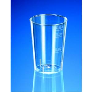 Kelímek na alkohol 2/4/5cl krystal (cena za 50ks)