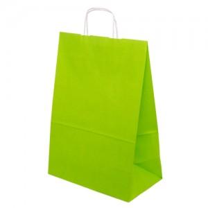 Barevná papírová taška 305x170x445mm