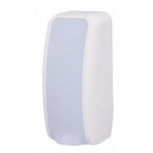 Držák na pěnové mýdlo LAVELI - bílo/bílý