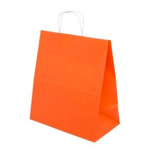 Eko barevná papírová taška 305x170x340mm