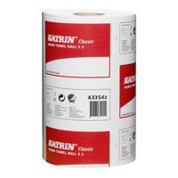 Papírový ručník v roli KATRIN CLASSIC S2 65